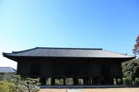 日本最古の最高の倉庫、正倉院