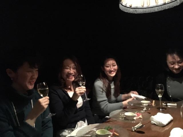 ワイン飲み会